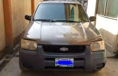 Sell brown 2003 Ford Escape automatic in Lagos at cheap price