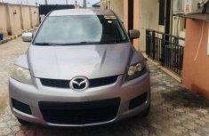 Used grey 2008 Mazda CX-7 suv  for sale at price ₦2,200,000