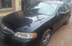 Nissan Altima 2000 Black for sle