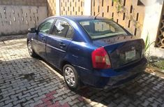 Hyundai Accent 2006 1.6 GLS Blue for sale
