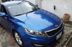 Kia Optima 2014 Blue