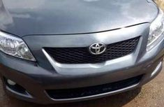Sell well kept black 2006 Toyota Corolla sedan at price ₦1,800,000