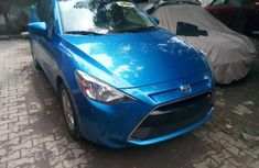 Blue 2019 Toyota Yaris automatic at mileage 600 for sale