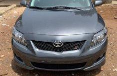 Selling 2010 Toyota Corolla at mileage 2,500 in good condition in Kaduna