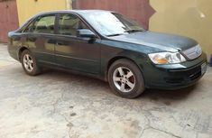 Toyota Avalon 2001 Green for sale