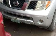 Sell well kept 2005 Nissan Pathfinder automatic at price ₦1,250,000 in Lagos