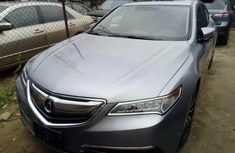 Clean 2015 Acura TSX sedan automatic for sale