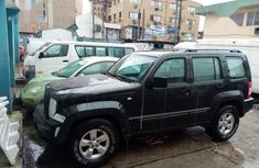 Jeep Cherokee 2011 Green for sale