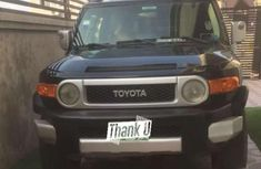 Clean used 2008 Toyota FJ CRUISER suv for sale in Lagos
