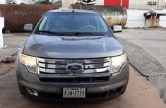 Ford Edge 2010 Gray for sale