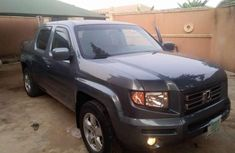Sell well kept grey 2008 Honda Ridgeline automatic in Lagos