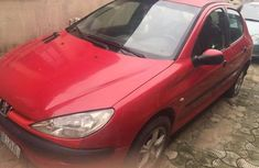 Best priced used 2004 Peugeot 206 manual in Lagos