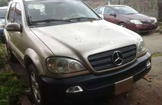 Used 2002 Mercedes-Benz ML 320 suv  for sale at price ₦1,200,000 in Lagos