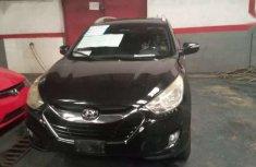 Best priced black 2013 Hyundai ix35 sedan automatic in Lagos