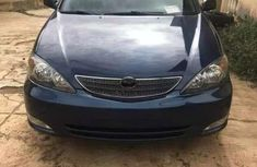 Clean direct used blue 2003 Toyota Camry automatic