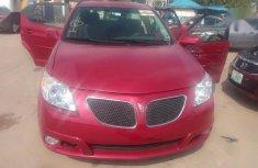 Pontiac Vibe AWD 2006 Red for sale