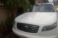 Clean used 2006 Infiniti FX suv for sale in Abuja