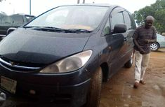 Best priced black 2005 Toyota Previa suv  automatic