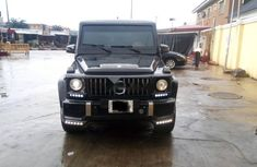 Almost brand new Mercedes-Benz G63 Petrol for sale
