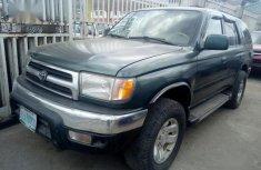 Toyota 4-Runner 2002 Green for sale