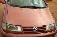 Volkswagen Sharan 2000 2.8 Red for sale