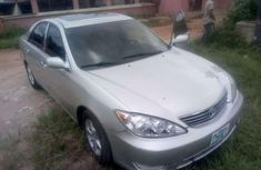 Sell well kept grey 2005 Toyota Camry sedan automatic in Umuahia