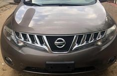 Gold 2010 Nissan Murano for sale at price ₦4,500,000 in Lagos
