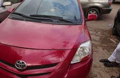 Well maintained 2008 Toyota Yaris sedan automatic for sale