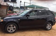 BMW X3 2006 Black for sale
