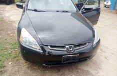 Best priced used 2005 Honda Accord in Abeokuta