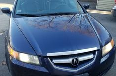 Acura TL 2004 Sedan Blue for sale