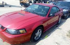 Need to sell high quality 2002 Ford Mustang at mileage 120,003 in Lagos