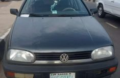 Well maintained 1996 Volkswagen Golf automatic for sale in Lagos
