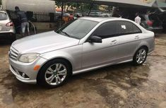 Very sharp neat grey 2008 Mercedes-Benz C300 automatic for sale