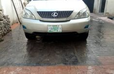 Lexus LX 2009 Silver for sale