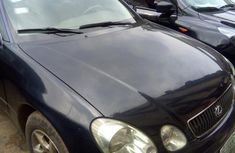 Sell used 2004 Lexus GS at price ₦1,300,000