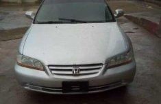 Used 2002 Honda Accord car at attractive price in Suleja