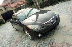 Sell used black 2007 Toyota Solara sedan automatic