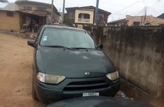 Nissan Quest 2001 Green for sale
