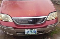 Ford Windstar 2002 3.0 Red for sale