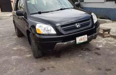Need to sell cheap used black 2005 Ford Pilot suv  in Lagos