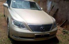 Best priced used 2007 Lexus LS sedan automatic in Orlu