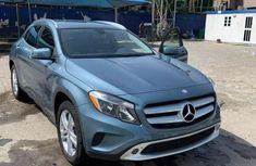 Clean and neat green 2015 Mercedes-Benz CL-Class for sale