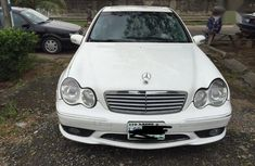 Mercedes-Benz C230 2005 White for sale
