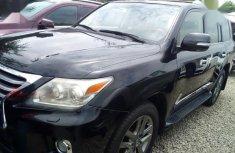 Lexus LX 2010 Black for sale