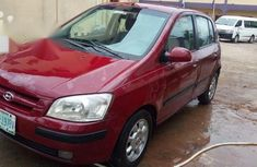 Best priced used 2007 Hyundai Getz suv  automatic in Lagos