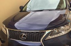 Lexus RX 2013 350 FWD Blue for sale