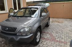 Lexus RX 2001 Silver for sale