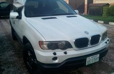 BMW X5 3.0D Automatic 2002 White for sale