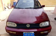 Sell high quality 1999 Volkswagen Golf in Ibadan